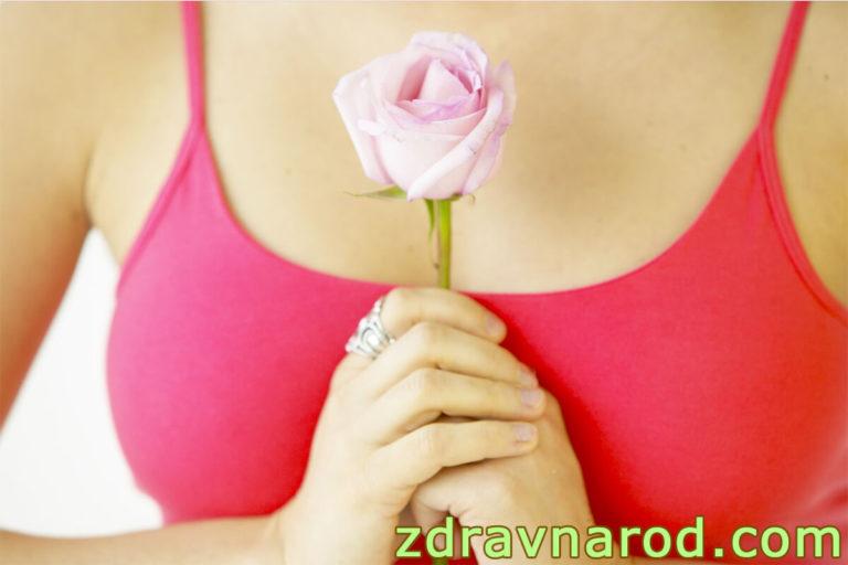 Как я вылечил мастопатию Народная медицина