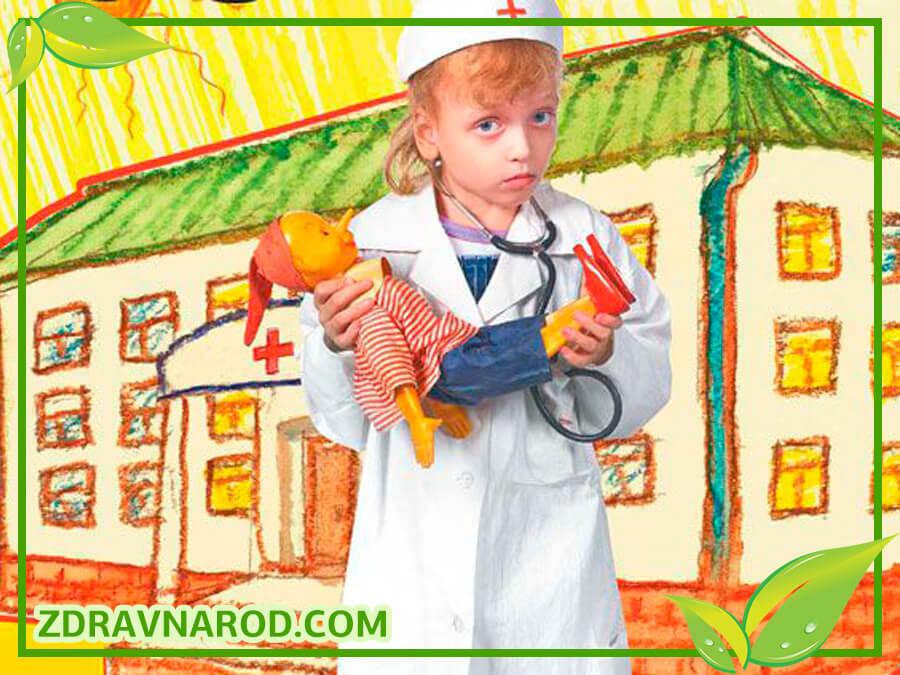 Девочка-лекарь