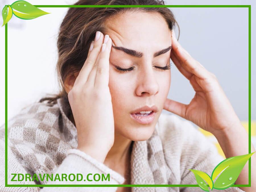 Лекарство от мигрени