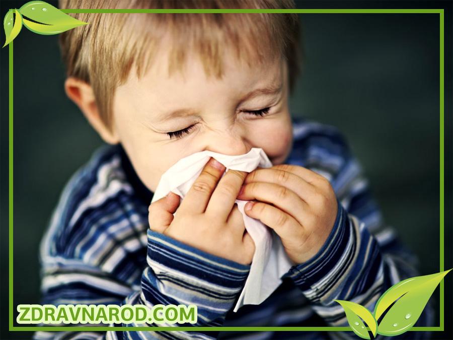 Лечение простуды - фото