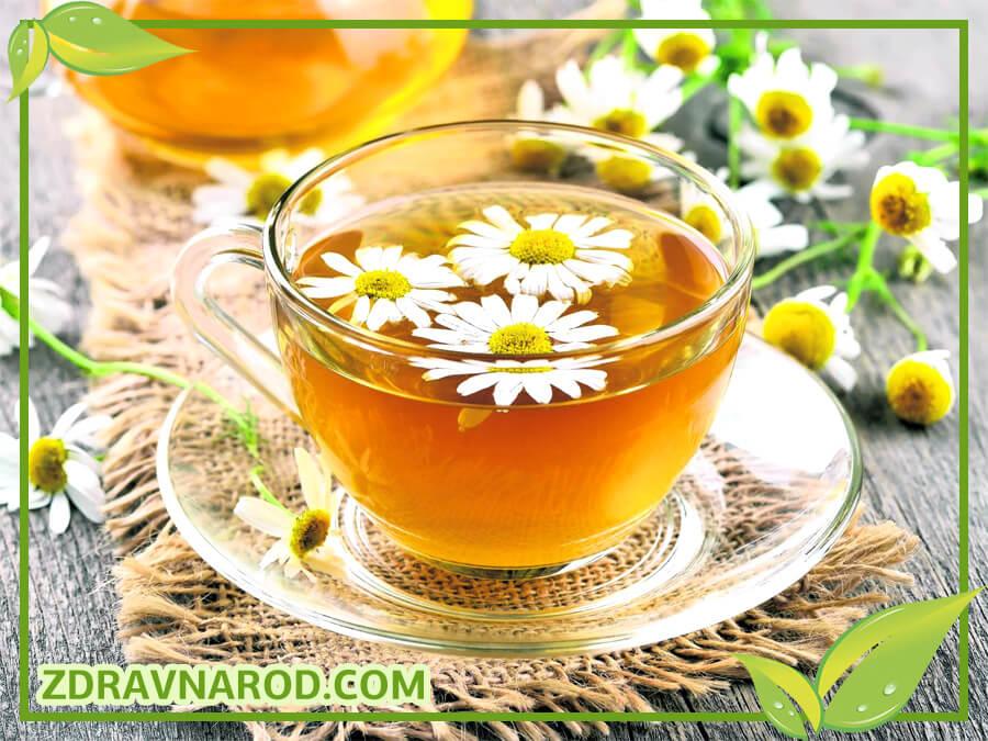 Чай от нервов
