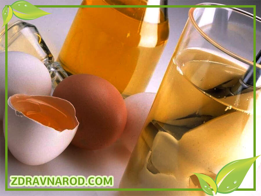 Пиво и яйца-фото