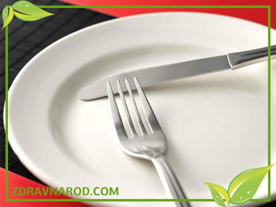 Голодание-фото