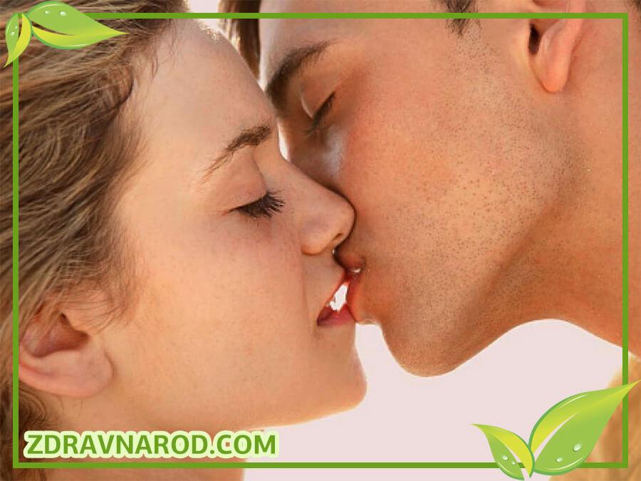 Поцелуй-фото