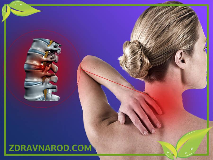 Рецепты от остеохондроза