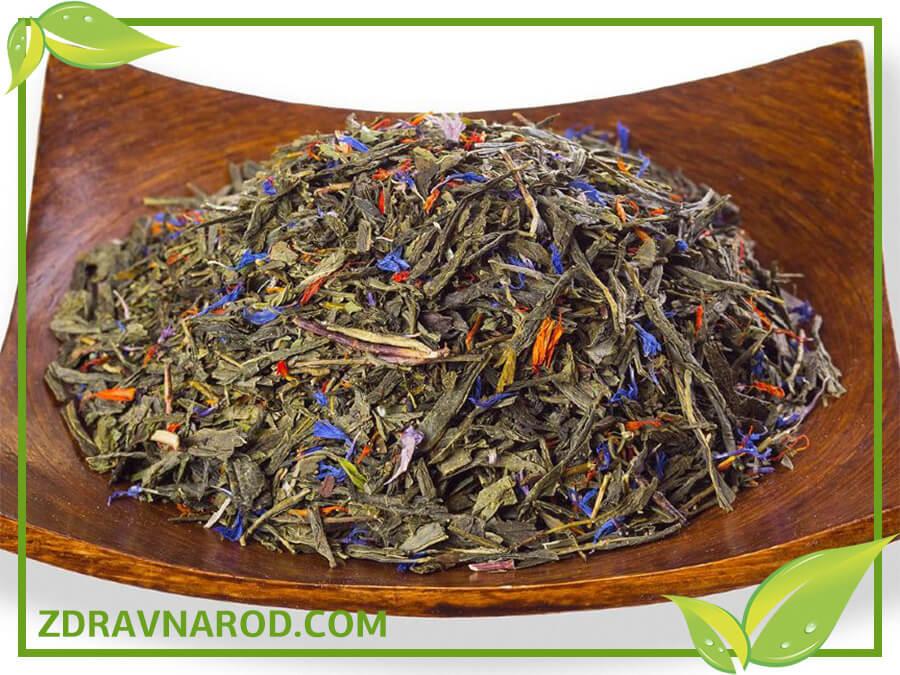Травяной чай от экземы