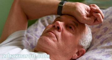 Инсульт у мужчины - фото